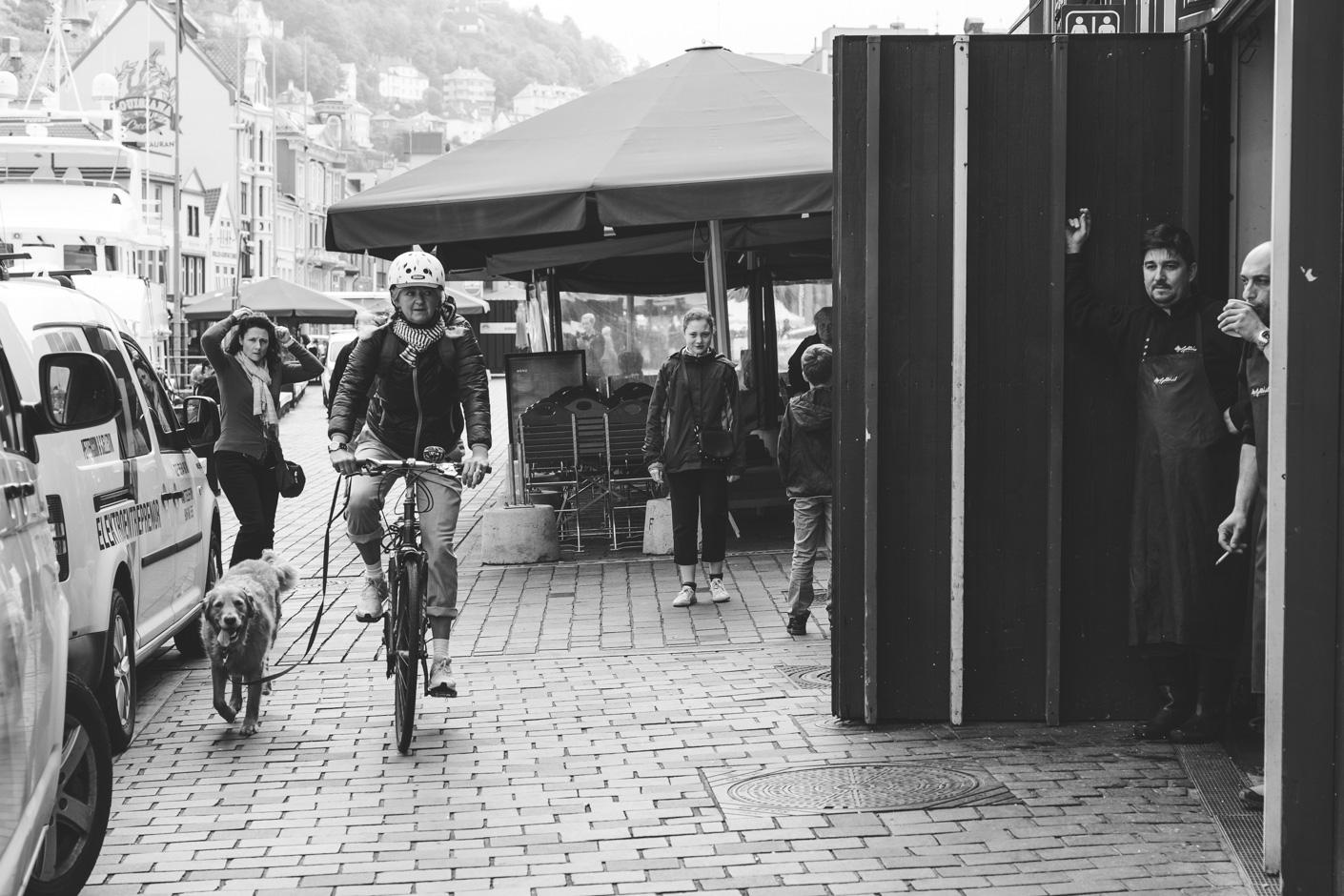 Bergen, Norway, 2016.