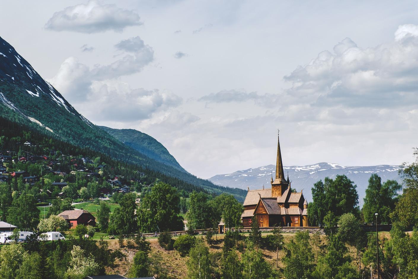 Skjolden, Norway, 2016.