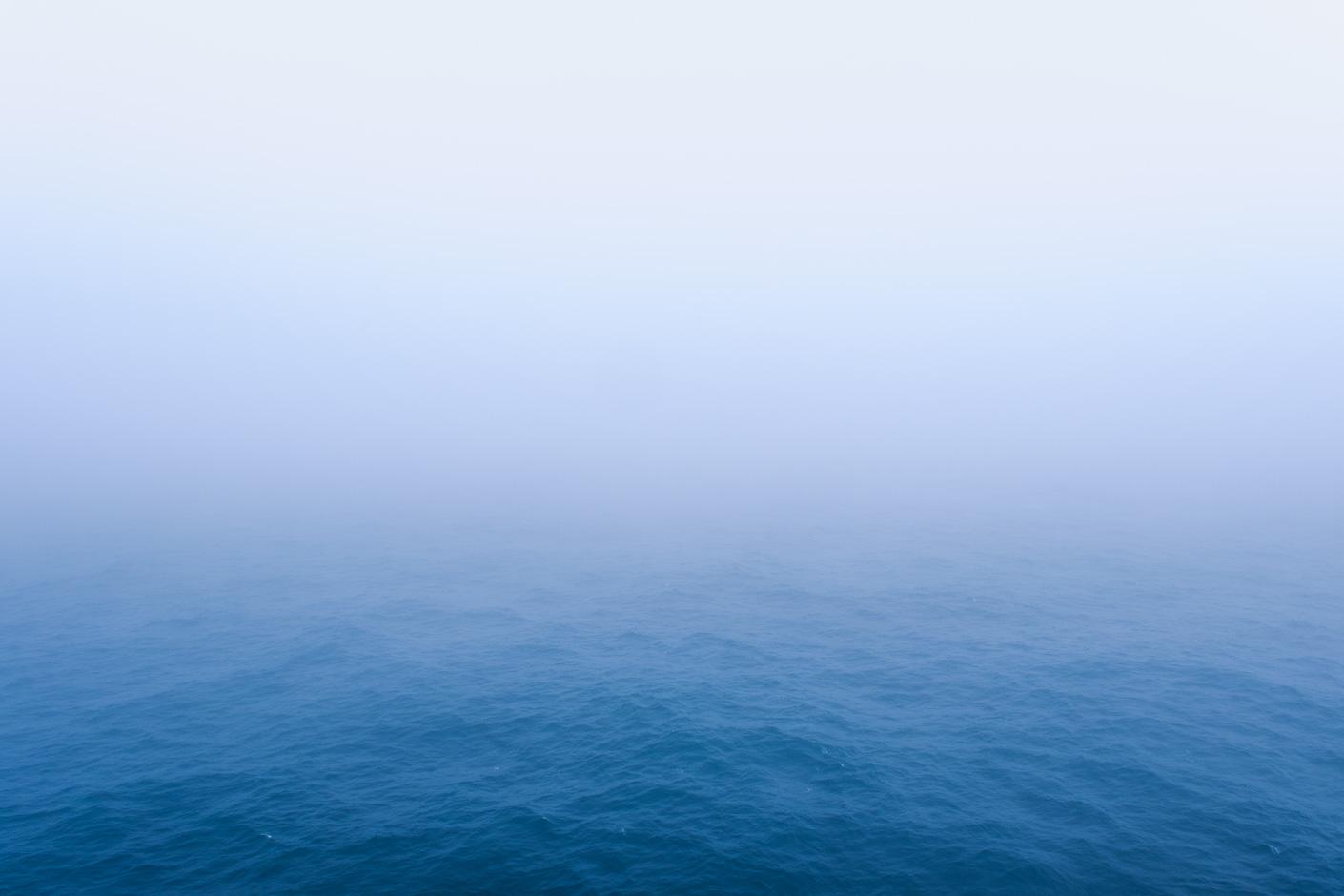 North Sea, 2016.